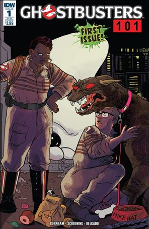Ghostbusters 101 1-C