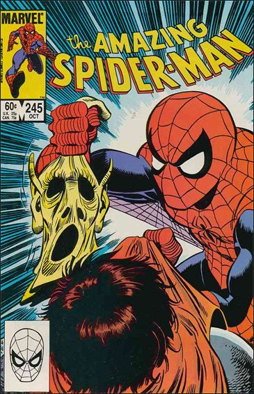 Amazing Spider-Man (1963) 245-A by Marvel