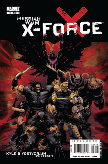 X-Force (2008) 16-A by Marvel