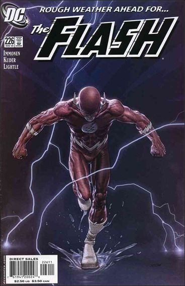 Flash (1987) 226-A by DC