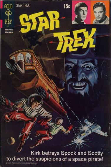 Star Trek (1967) 12-A by Gold Key