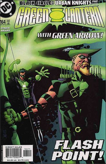 Green Lantern (1990) 164-A by DC