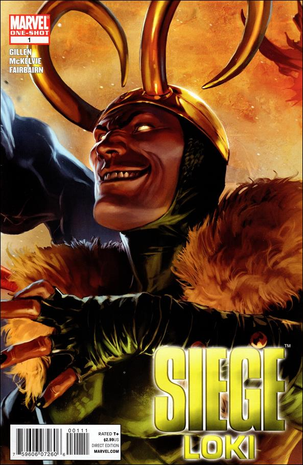 Siege: Loki 1-A by Marvel