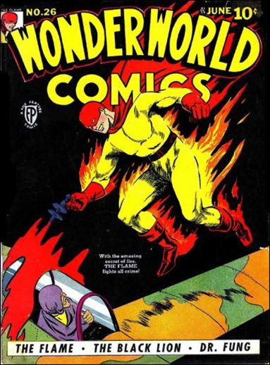 Wonderworld Comics 26-A by Fox