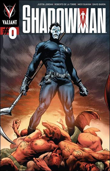 Shadowman (2012) 0-C by Valiant Entertainment