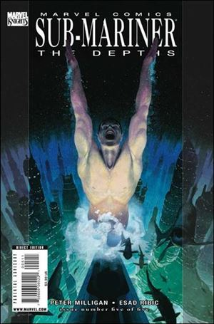 Sub-Mariner: The Depths 5-A
