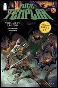 Mice Templar Volume IV: Legend 9-B