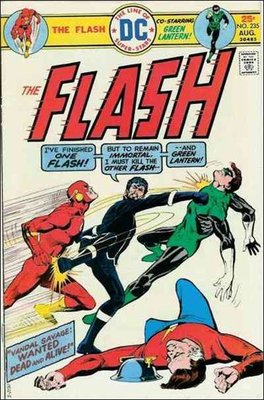 Flash (1959) 235-A by DC