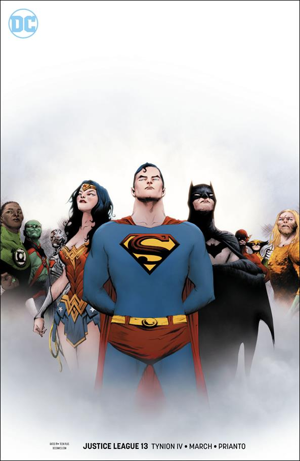 Justice League (2018) 13-B by DC