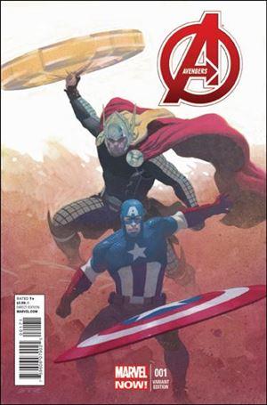 Avengers (2013) 1-B
