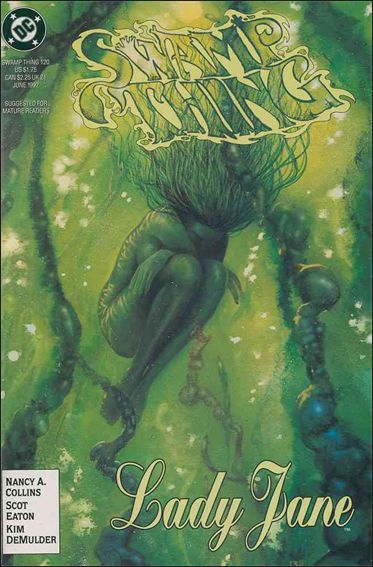 Swamp Thing (1986) 120-A by Vertigo