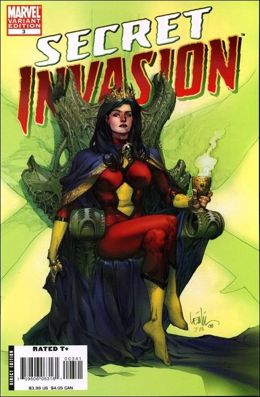 Secret Invasion 3-C by Marvel