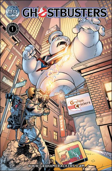 Ghostbusters: Legion 1-D by 88mph