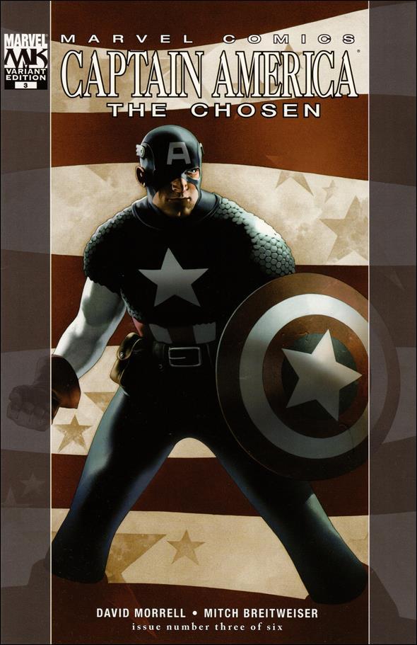 Captain America: The Chosen 3-B by Marvel