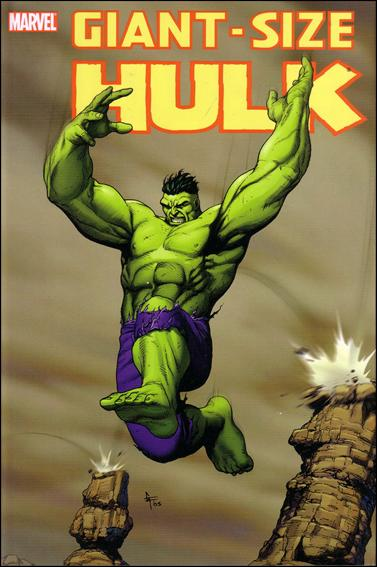 Hulk: Giant-Size nn-A by Marvel