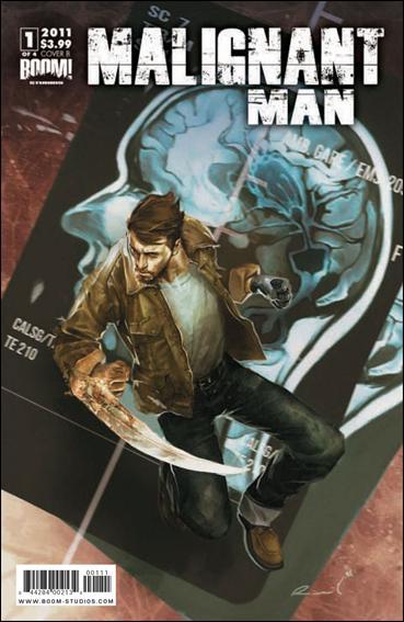 Malignant Man 1-B by Boom! Studios