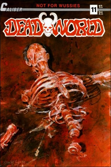Deadworld (1986) 11-B by Caliber