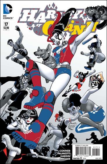 Harley Quinn (2014) 17-A by DC