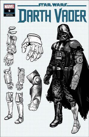 Star Wars: Darth Vader 9-C