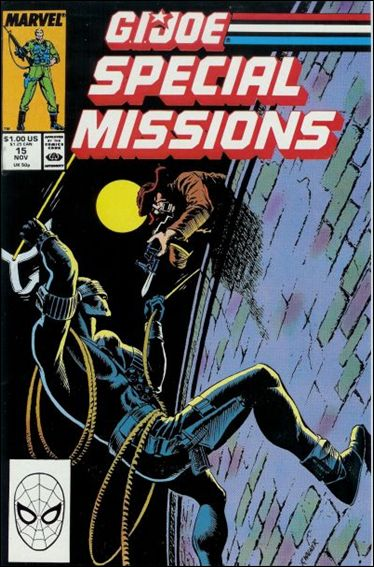 G.I. Joe: Special Missions (1986) 15-A by Marvel