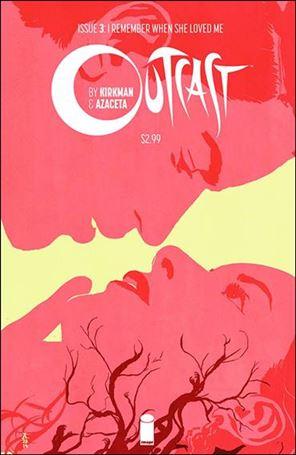 Outcast by Kirkman & Azaceta 3-A