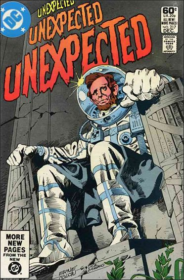 Unexpected (1968) 217-A by DC