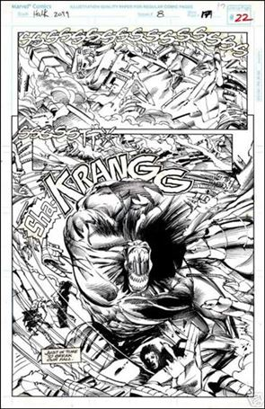 Hulk 2099 Issue #8 Page 22