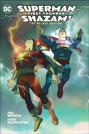 Superman/Shazam: First Thunder - The Deluxe Edition nn-A