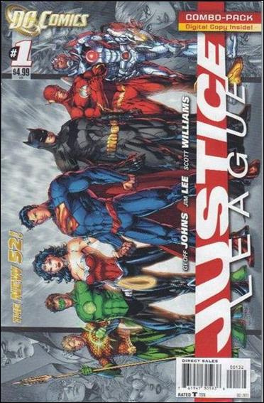 Justice League (2011) 1-H by DC