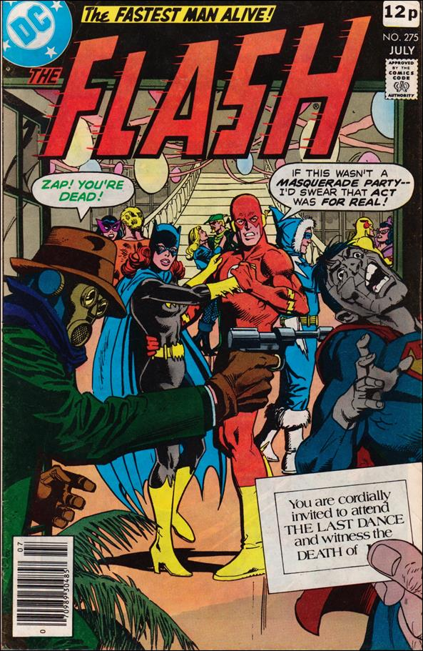 Flash (1959) 275-C by DC