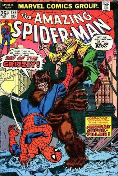 Amazing Spider-Man (1963) 139-A by Marvel