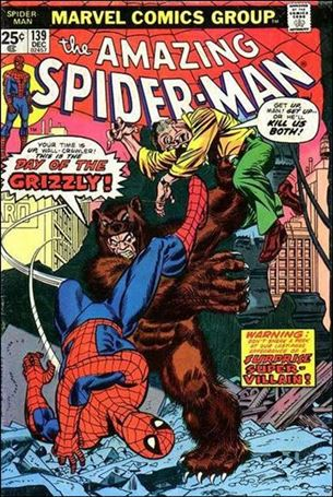 Amazing Spider-Man (1963) 139-A