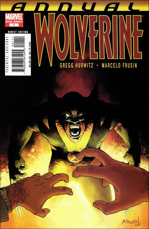 Wolverine Annual '1'-A by Marvel