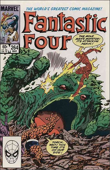 Fantastic Four (1961) 264-A by Marvel