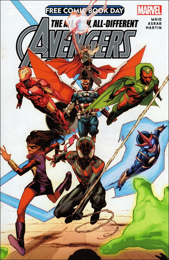 Free Comic Book Day 2015 (Avengers) 1-A by Marvel