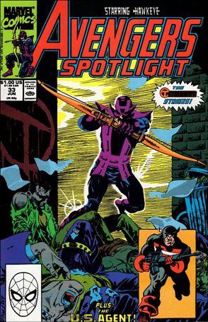 Avengers Spotlight 33-A