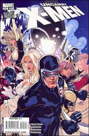 Uncanny X-Men (1981) 505-A by Marvel