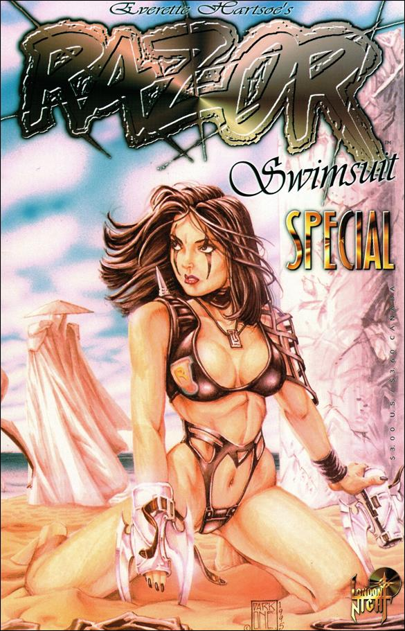Razor: Swimsuit Special nn-A by London Night