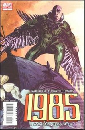 Marvel 1985 Must Have 1-A