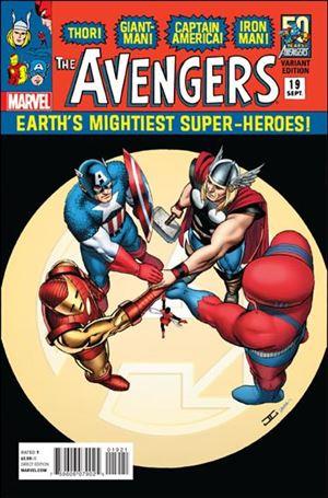 Avengers (2013) 19-B