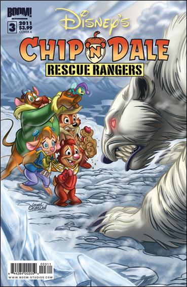 Chip 'n' Dale Rescue Rangers (2010) 3-A by Kaboom!