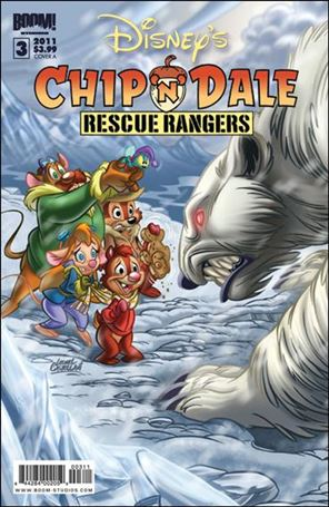 Chip 'n' Dale Rescue Rangers (2010) 3-A