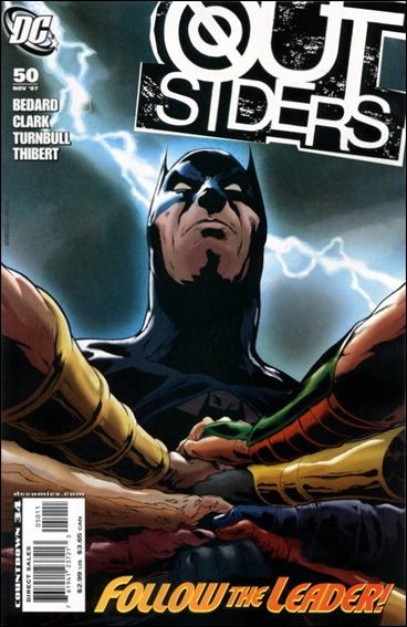Outsiders (2003) 50-A by DC