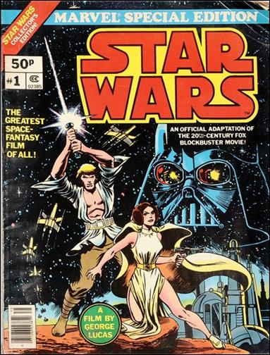 Marvel Special Edition featuring Star Wars 1-C by Marvel