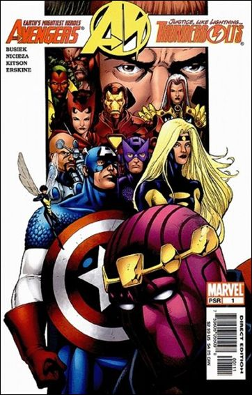 Avengers/Thunderbolts 1-A by Marvel