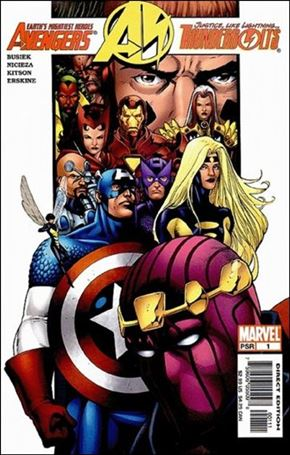 Avengers/Thunderbolts 1-A