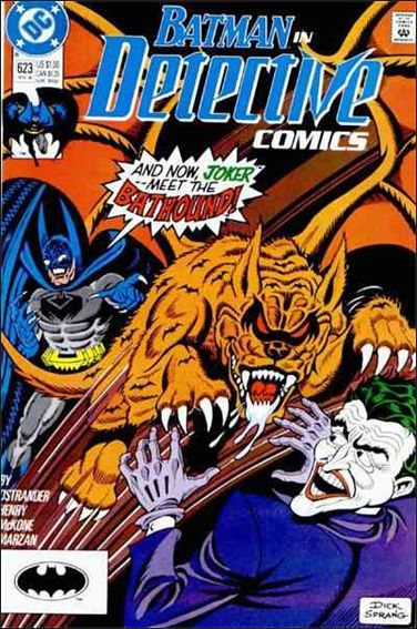 Detective Comics (1937) 623-A by DC