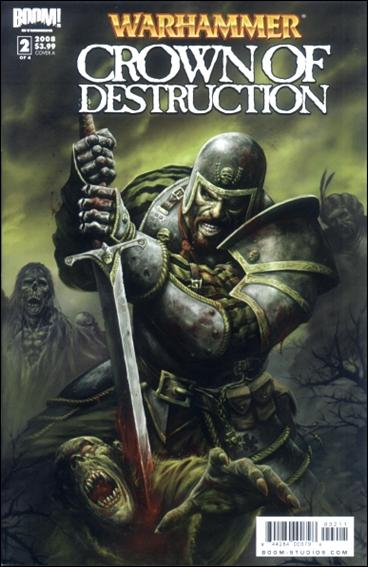 Warhammer: Crown of Destruction 2-A by Boom! Studios