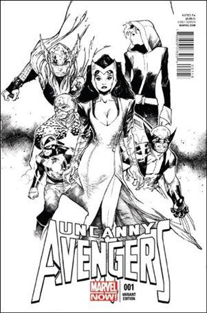 Uncanny Avengers (2012) 1-E