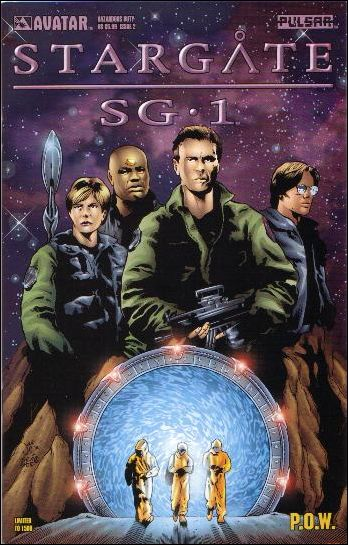 Stargate SG-1 POW 2-C by Avatar Press